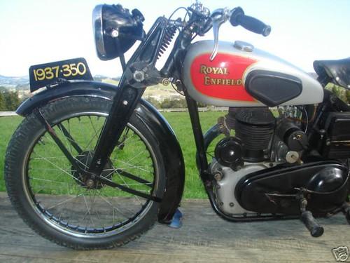 Royal Enfield 350 1937
