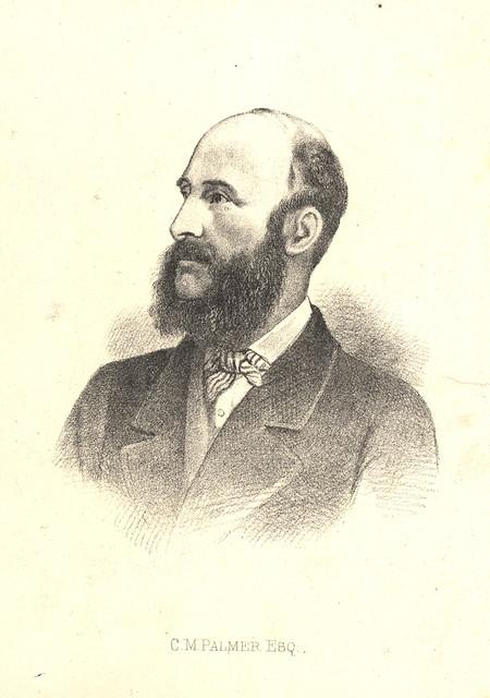 Sir Charles Mark Palmer (1822-1907)