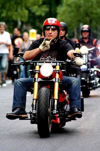 Harley Davidson Berlin 001