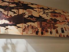 Detalle de la Sala del Resturante Sticks & Sushi