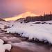 Mount Hood - Sunrise by Jesse Estes