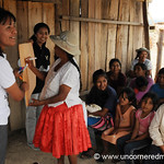 Teaching About Sanitation - Tarija, Bolivia