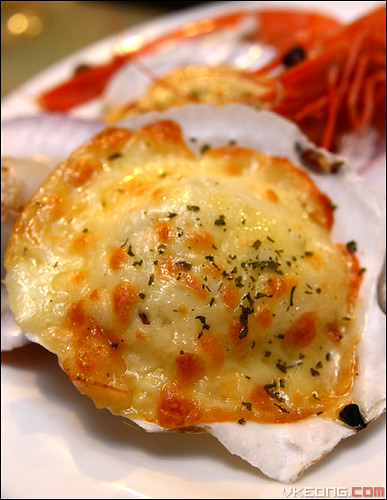 cheese-baked-scallop | Flickr - Photo Sharing!