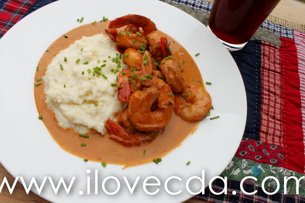 Southern Style BBQ Shrimp with Grits Recipe | Flickr - Photo Sharing!