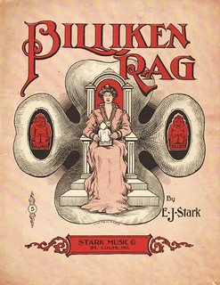 Billiken Rag sheetmusic cover