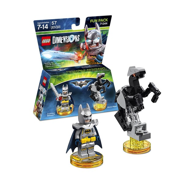 71344 The LEGO Batman Movie Fun Pack