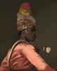 #WiP of #DigitalPainting #Masterclass #Study of 'Bashi-Bazouk' by Jean-Léon Gérôme