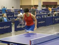 tennis player(0.0), individual sports(1.0), table tennis(1.0), sports(1.0), ball game(1.0), racquet sport(1.0),