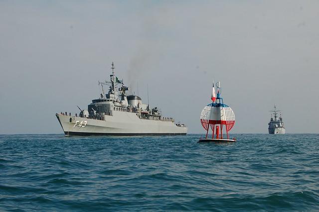 Marinha enviará nova fragata para o Líbano na terça-feira