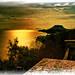 Il golfo visto dai Campi Flegrei by cischia