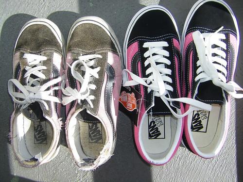 hot pink vans 2.0 meet 3.0