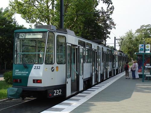 Straßenbahn Potsdam