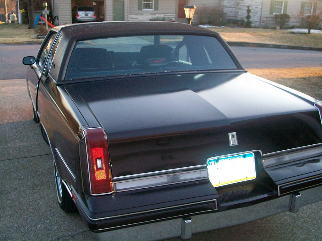 1986 olds cutlass salon thread page 2 gbodyforum 39 78 for 78 cutlass salon