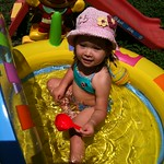 HANA IN POOL