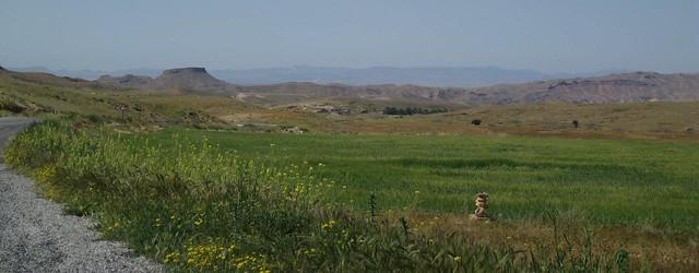 Ighzar n' Qasha, Ah Frah, in spring 2009