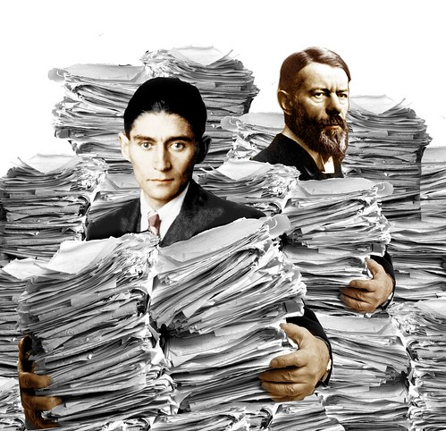 Bureaucracy by Harald Groven (https://www.flickr.com/photos/kongharald/)