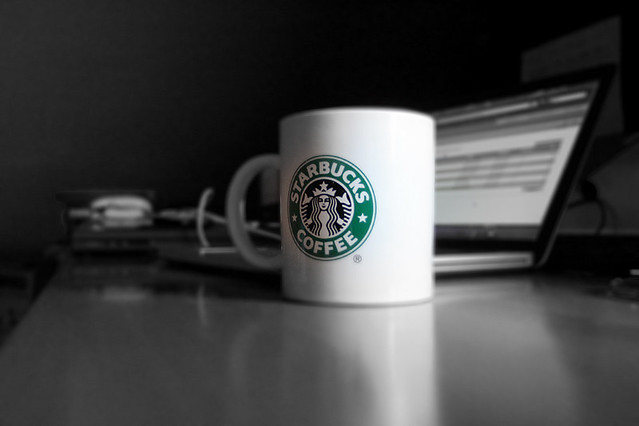 Cup of Starbucks