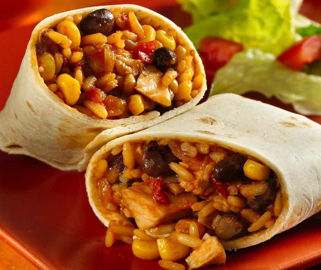 Chicken Burritos Recipe - a photo on Flickriver