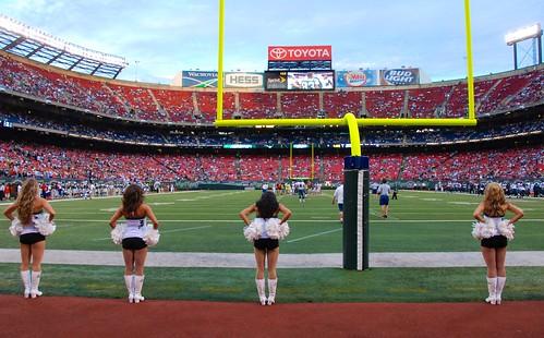 NY Jets - Philadelphia Eagles, Sep 2009 - 01