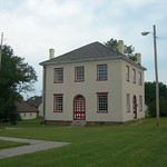 1838 Johnson County Courthouse