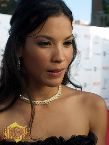 Danay Garcia 2009 Alma Awards 2