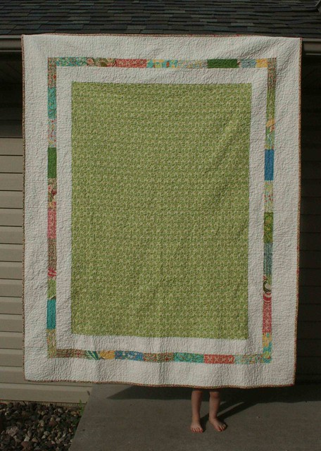 quilt backing ideas - a gallery on Flickr
