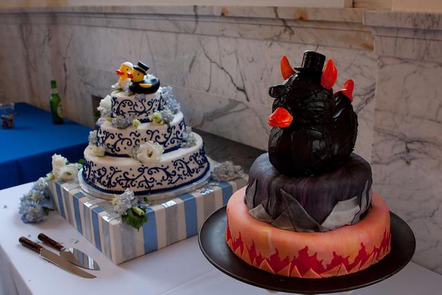 both cakes 1 flickr photo sharing
