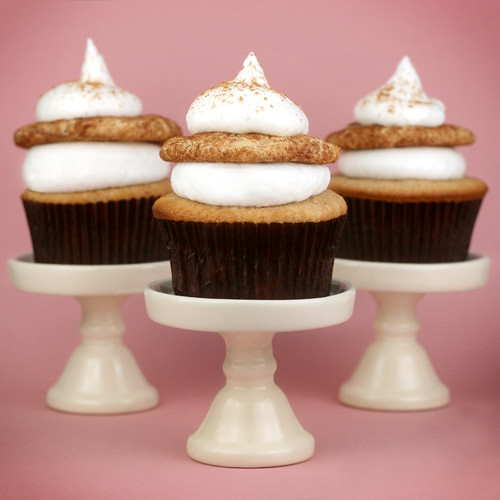 Snickerdoodle Cupcakes | Flickr - Photo Sharing!
