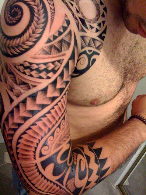 4023267553 97f2cb4b6d for Best polynesian tattoo artist