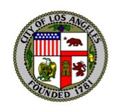 Seal of the City of Los Angeles