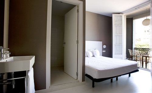 The Praktik Hotel, Barcelona - Double room w/ terrace
