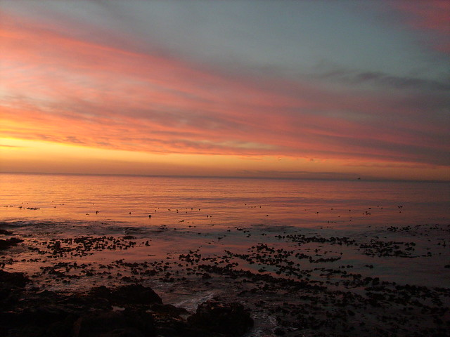 Green Point sunset 02