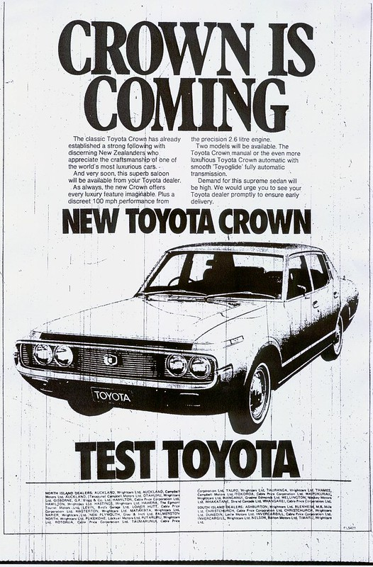 toyota crown  1975