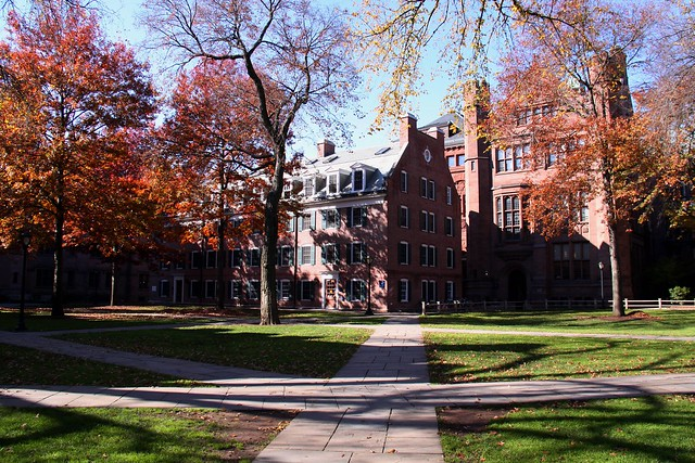 New Haven, Old Campus, Yale University by sipazigaltumu via Flickr