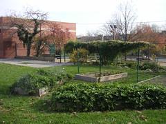Barclay Schoolyard