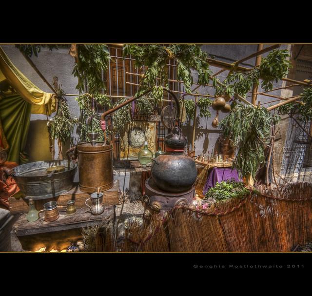 the alchemist store