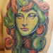 medusa cover up tattoo