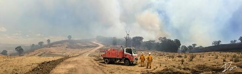 Hells Hole fire
