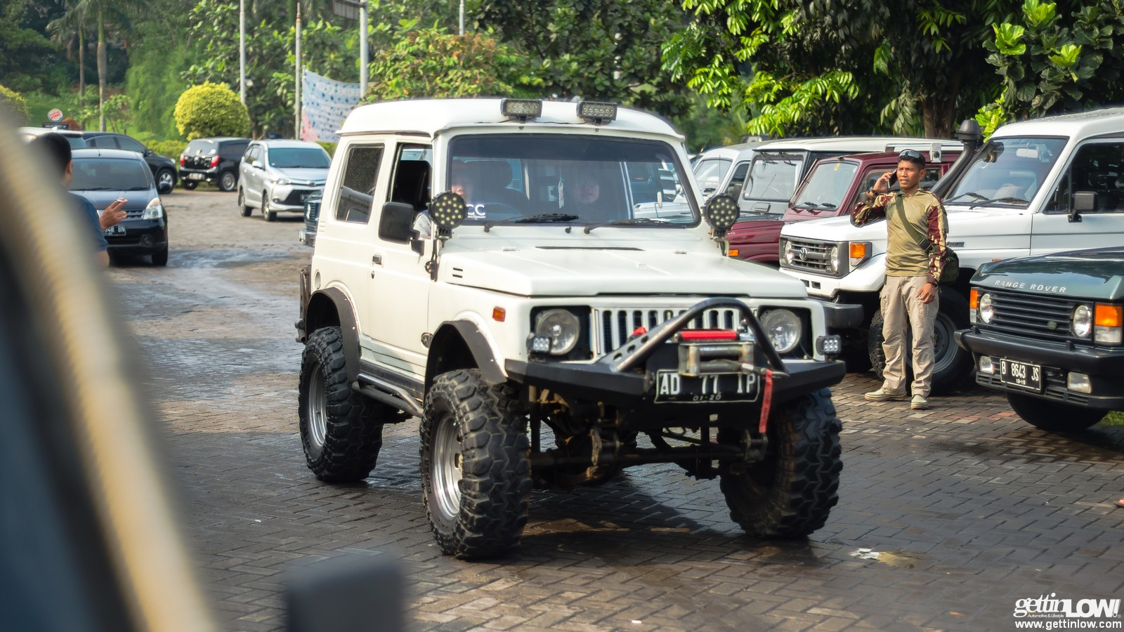 4x4 Enthusiast Meet Up - 18 Feb 2017