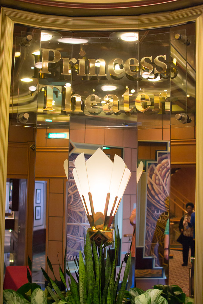 Princess Theater Sign