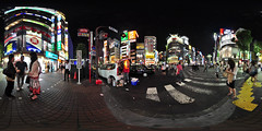 Shinjuku Kabuki-cho Crossing