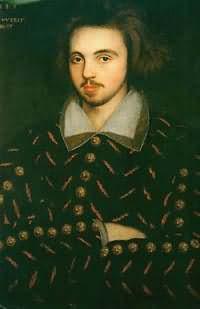 Christopher Marlowe, dramatist, poet