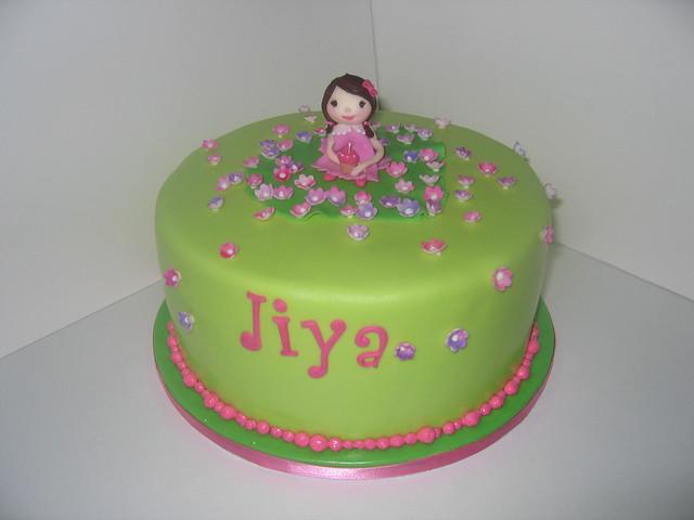 jiya s birthday Cake Explore cake designer/Kajal Karni ...