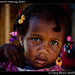 Little girl, Northern Highway, Belize