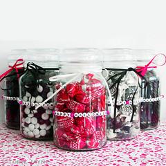 Halloween Candy Jars