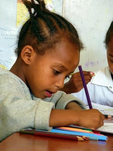 Rahel, Mercy Home, Ethiopia