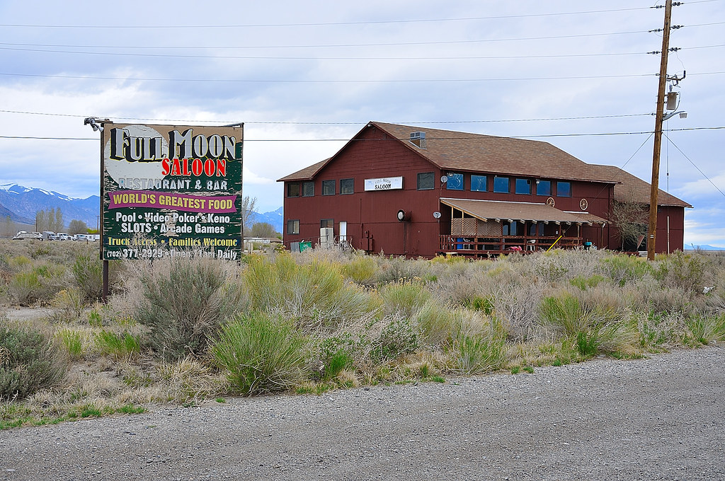 Round Mountain Township Nevada Tripcarta