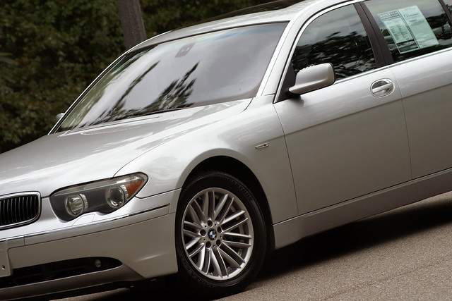 2009 BMW 745 Li http://www.flickr.com/photos/28762626@N04/4096983588/