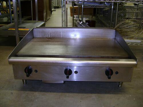 Star Commercial Griddles For Restaurants ~ Used star griddle restaurant equipment for sale flickr