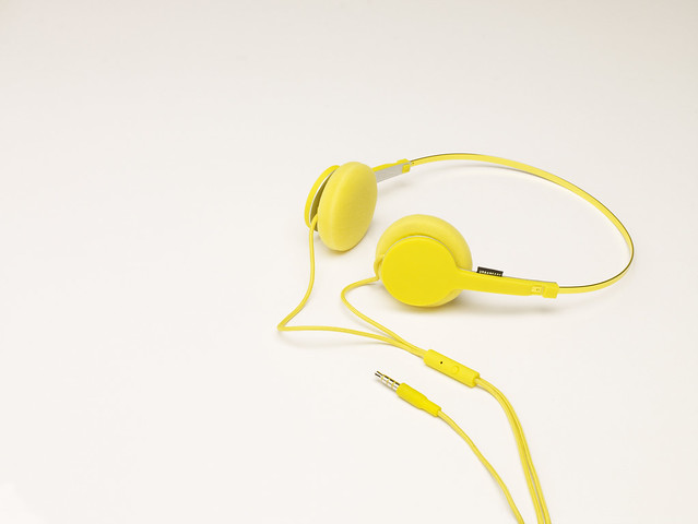 Urbanears Tanto Yellow